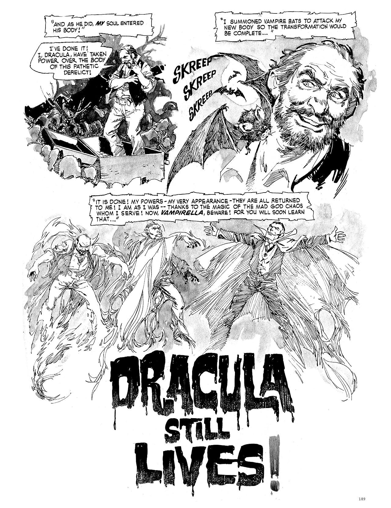 Vampirella (Magazine 1969-1983) #18