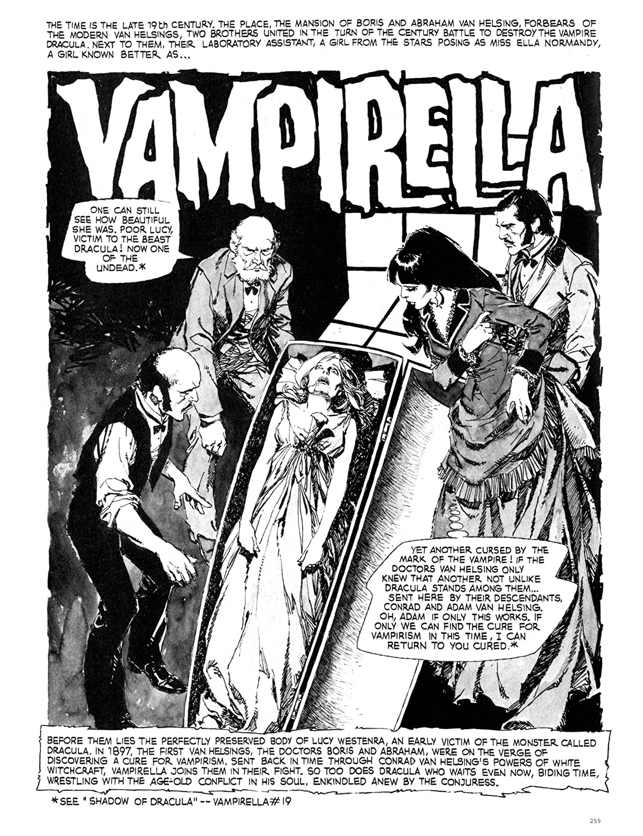 Vampirella (Magazine 1969-1983) #20