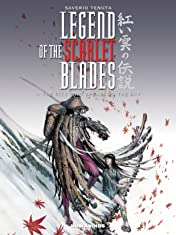 Legend of the Scarlet Blades Vol. 1: The City that Speaks to the Sky