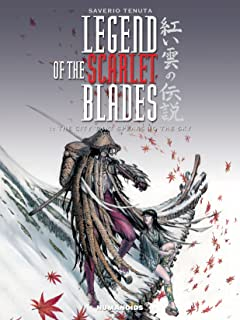 Legend of the Scarlet Blades Tome 1: The City that Speaks to the Sky