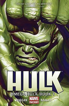 Hulk Vol. 2: Omega Hulk Book One