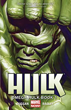 Hulk Vol. 2: Omega Hulk Book One
