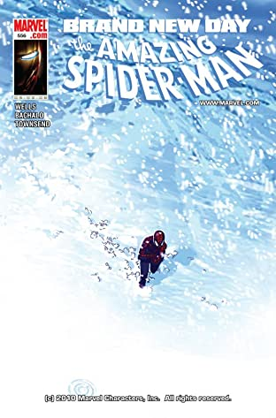 Amazing Spider-Man (1999-2013) #556
