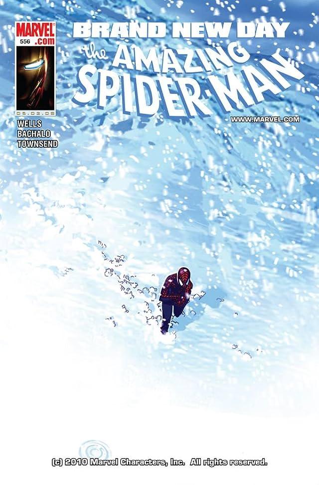 Amazing Spider-Man (1999-2013) #556