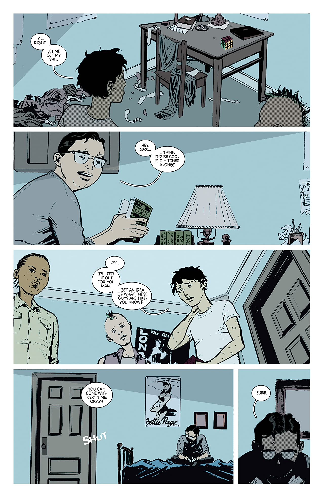Deadly Class Vol. 2: Kids of the Black Hole