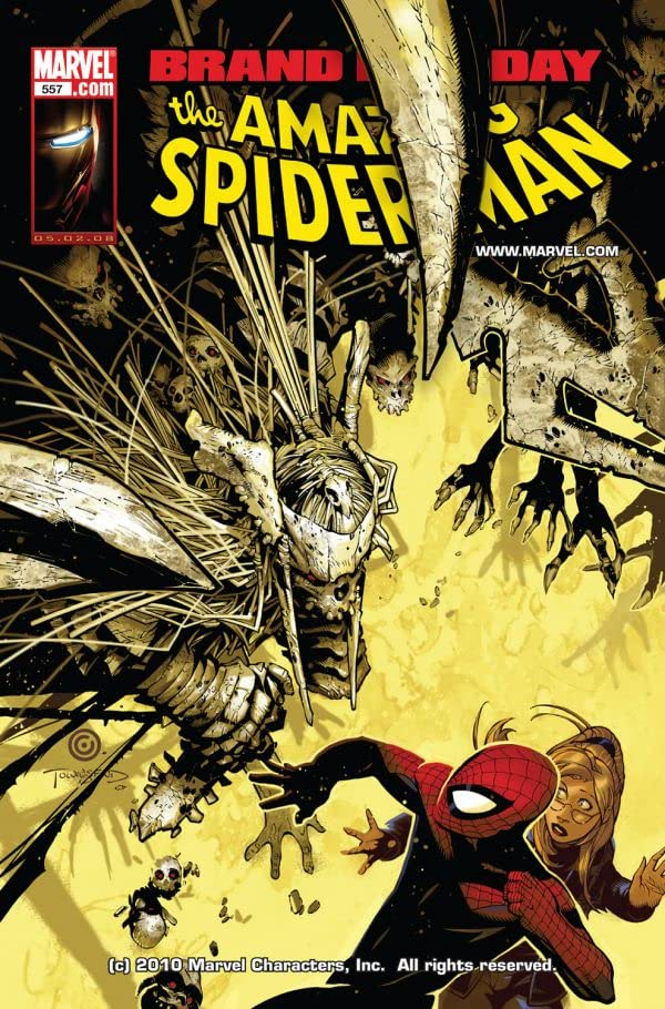 Amazing Spider-Man (1999-2013) #557