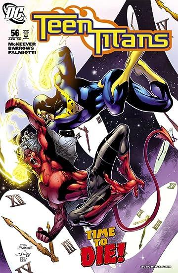 Teen Titans (2003-2011) #56