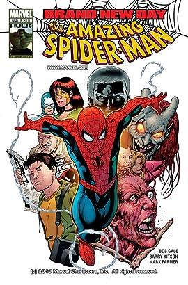 Amazing Spider-Man (1999-2013) #558