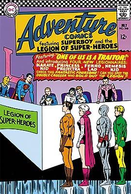 Adventure Comics (1935-1983) #346