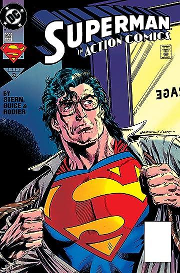 Action Comics (1938-2011) #692