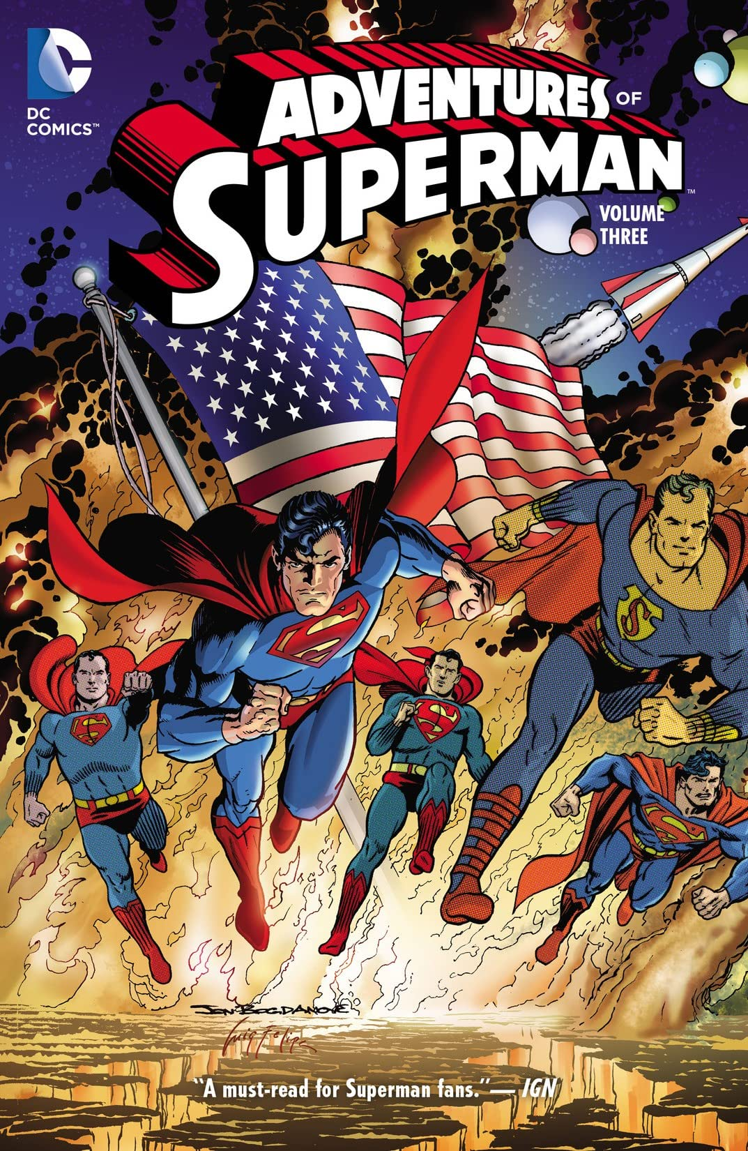 Adventures of Superman (2013-2014) Vol. 3