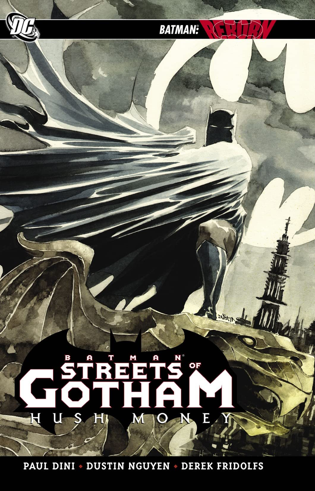 Batman: Streets of Gotham Vol. 1: Hush Money