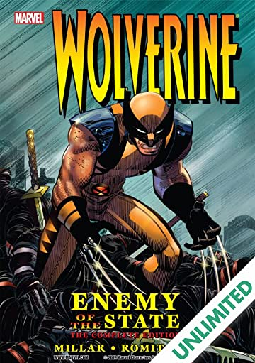 Wolverine Enemy Of The State Comics By Comixology