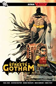 Batman: Streets of Gotham Vol. 2: Leviathan