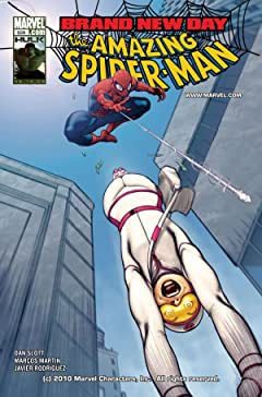 Amazing Spider-Man (1999-2013) #559