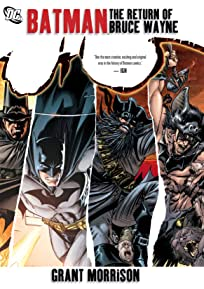 Batman: The Return of Bruce Wayne: Deluxe