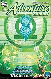 Adventure Comics (2009-2011) No.521