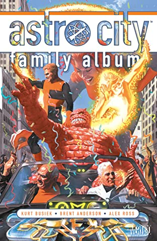 Astro City (1996-2000) Tome 3: Family Album