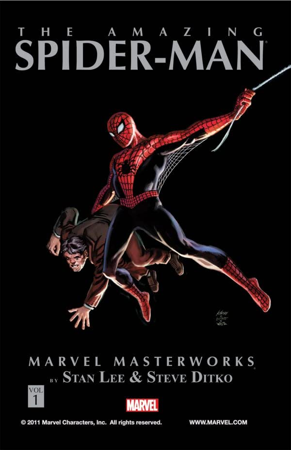 Amazing Spider-Man Masterworks Vol. 1
