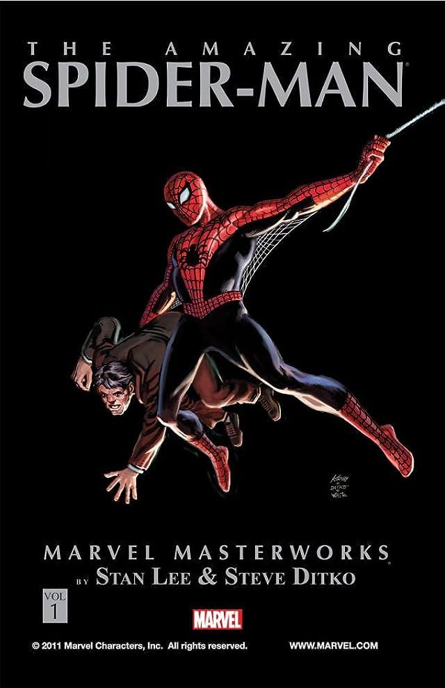Amazing Spider-Man Masterworks Vol. 1
