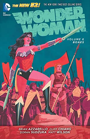 Wonder Woman (2011-2016) Tome 6: Bones