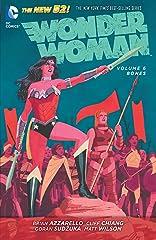 Wonder Woman (2011-) Vol. 6: Bones