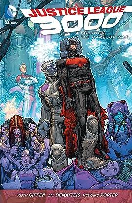 Justice League 3000 (2013-2015) Vol. 2: The Camelot War