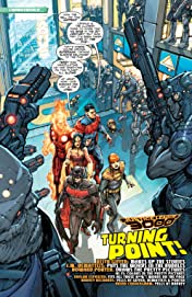 Justice League 3000 (2013-2015) Vol. 2: The Camelot War