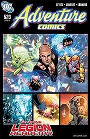 Adventure Comics (2009-2011) No.523