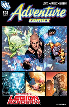 Adventure Comics (2009-2011) No.523
