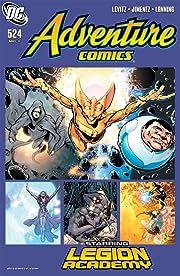 Adventure Comics (2009-2011) No.524