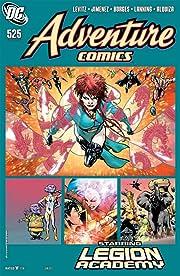 Adventure Comics (2009-2011) No.525