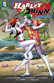 Harley Quinn (2013-2016) Vol. 2: Power Outage