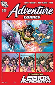 Adventure Comics (2009-2011) No.526