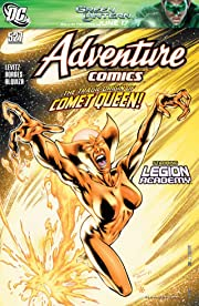 Adventure Comics (2009-2011) No.527
