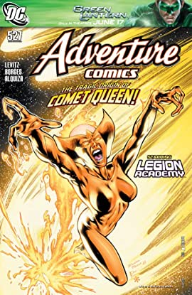 Adventure Comics (2009-2011) No.527