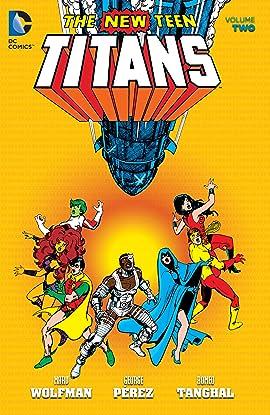 New Teen Titans (1980-1988) Vol. 2