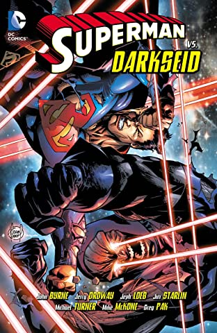 Superman Vs. Darkseid