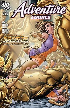 Adventure Comics (2009-2011) No.528