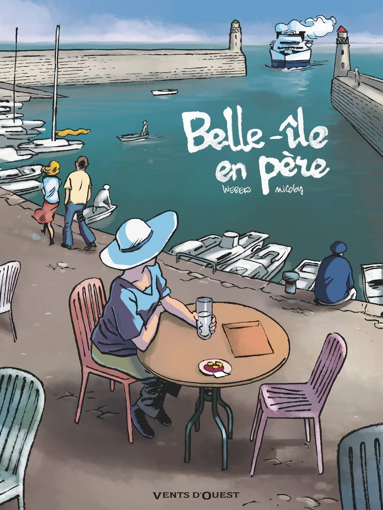 Belle-Île en père