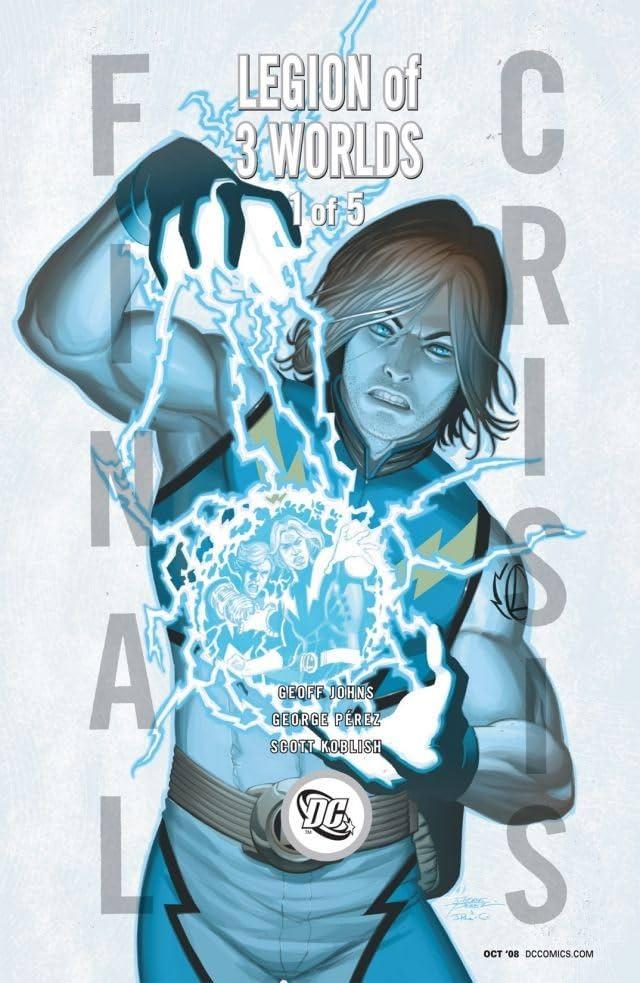Final Crisis: Legion of Three Worlds #1