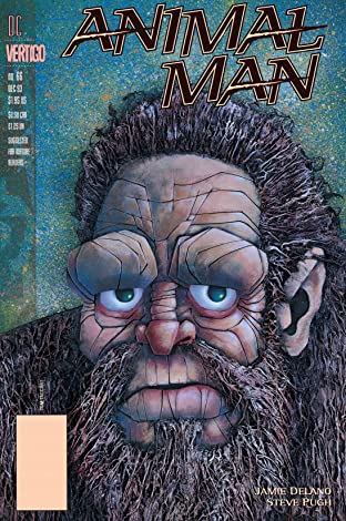 Animal Man (1988-1995) #66
