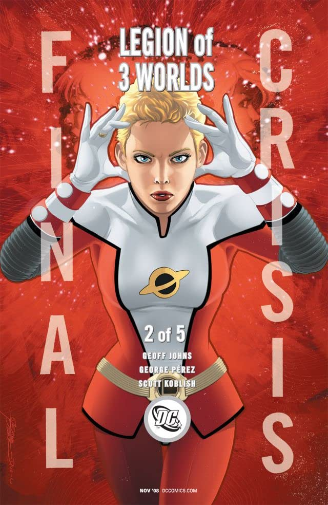 Final Crisis: Legion of Three Worlds #2 (of 5)