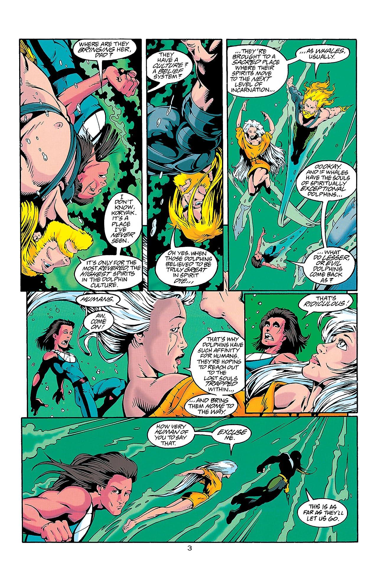 Aquaman (1994-2001) #27