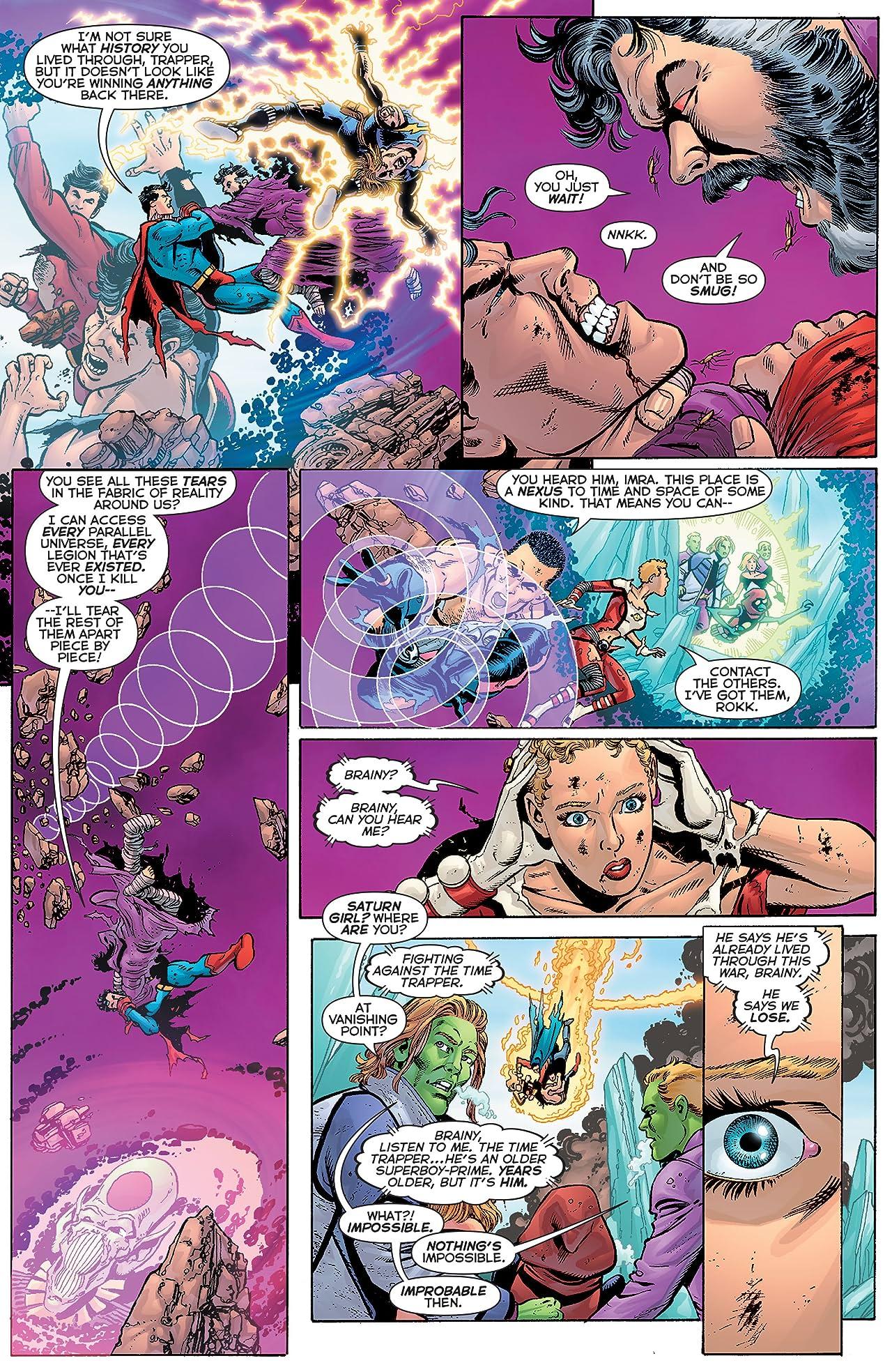Final Crisis: Legion of Three Worlds #5 (of 5)