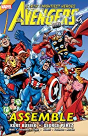 Avengers Assemble Tome 1
