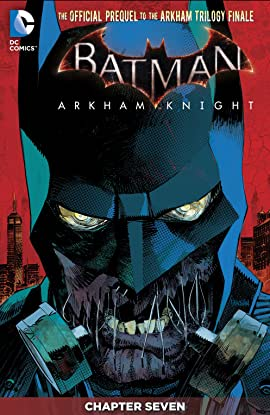 Batman: Arkham Knight (2015-2016) #7