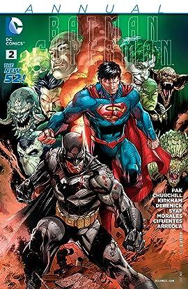 Batman/Superman (2013-2016): Annual #2