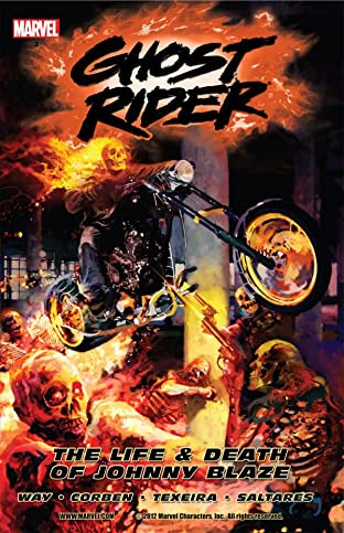 Ghost Rider Tome 2: The Life and Death of Johnny Blaze