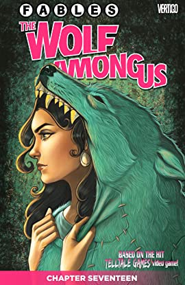 Fables: The Wolf Among Us No.17